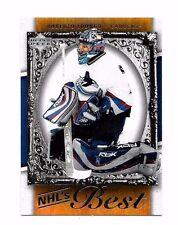 2007-08 Upper Deck NHL's Best Roberto Luongo