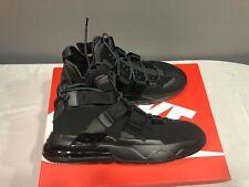 NEW Nike Men's Air Max Edge 270 Shoes Triple Black Size 9.5 AQ8764 003