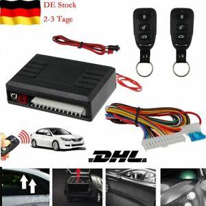 Auto Funkfernbedienung FB für Zentralverriegelung ZV 12V KFZ /PKW Universal DHL