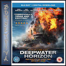 DEEPWATER HORIZON - Mark Wahlberg **BRAND NEW BLU-RAY***