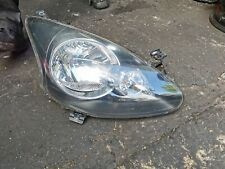 TOYOTA AYGO 2006-2012 headlight driver side O/S