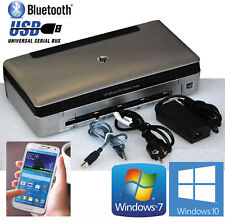 USB & BLUETOOTH MOBILER PRINTER HP OFFICEJET 100 FÜR WINDOWS XP 7 8 10 ANDROID