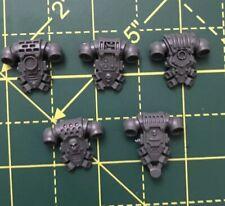 Assault Squad Backpacks Warhammer 40K Space Marines Bits