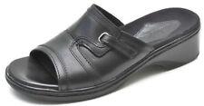 Clarks Leather Slides 6 Sandals & Flip Flops for Women
