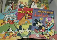 New listing Walt Disney'S Mickey Mouse, Donald Duck & Pals 1937 Special Edition, Giant Color