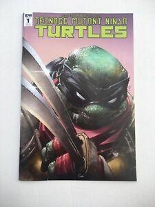 Teenage Mutant Ninja Turtle #1 Reprint TMNT Clayton Crain Mike Vasquez Dark Leo