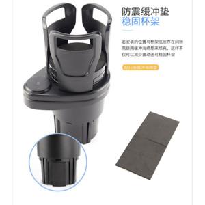 Auto-Mug Storage Organizer Car Cup Holder Drinking Bottle Sunglasses Phone Coin