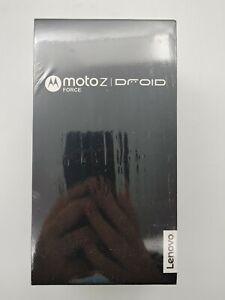 Motorola Moto Z Force Droid XT1650M 32GB Verizon Clean IMEI New -LR1125 W