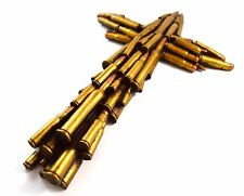 Decorative Wall Cross with Bullets design 14 inch Hunting cabin decoration