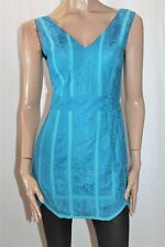 KEEPSAKE Designer Blue Lace See The World Dress Size S BNWT #SO91