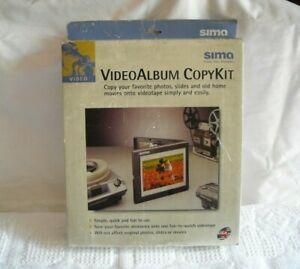 Sima Video Album Copy Kit