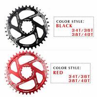 MTB Bike Crankset & BB Aluminum 170mm Crank 34/36/38/40T Chainring For Sram GXP