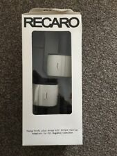 Recaro Young Profi Plus Group 0/0+ Adaptors For Bugaboo Cameleon New