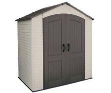 Cobertizos, cabañas y garajes abiertos