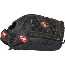 "New Rawlings Playmaker PM1400B baseball softball 14"" RHT glove basket web black"