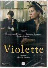 "DVD ""Violette"" Martin Provost  Emmanuelle Devos NEUF SOUS BLISTER"