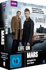 Life on Mars (Complete Series) NEW PAL Cult 8-DVD Set John Simm Philip Glenister