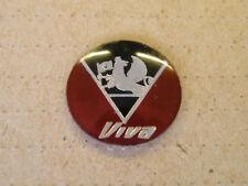 VAUXHALL VIVA HA HB HC Badge Gear Knob Key Fob Auto Car Emblem Alexander NOS