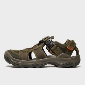 New Teva Men's Omnium 2 Leather Sandals