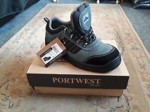 PORTWEST Trekker Safety  Shoes   FW64
