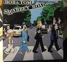 Bob and Tom Shabbey Road LP record album plus free cd-r
