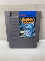 Fester's Quest Nintendo Nes Cleaned & Tested Authentic Cart Only