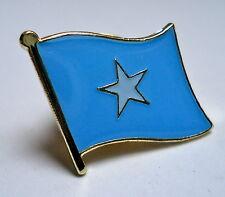Somalia Flag Lapel Pin Badge Superior High Quality Gloss Enamel