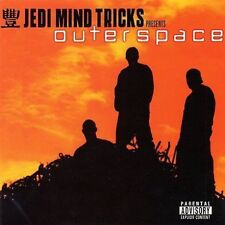 Outerspace [PA] by Jedi Mind Tricks (CD, Oct-2005, Babygrande Records)