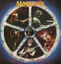 MARILLION Real To Reel 1984 UK Vinyl LP Record  Excellent Condition