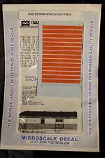 60-262 Southern Pacific Daylight Stripes
