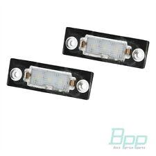 LED Kennzeichenbeleuchtung VW T5 Passat 3C B6 Caddy Touran 1T1 Golf Plus 5M