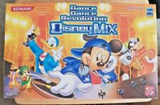 Konami Disney Mix DJ Mickey Mouse Dance Dance Revolution TV Mat Music 2006 NIB