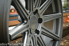 "18"" HUB V10 ALLOY WHEELS FITS VW CADDY EOS GOLF JETTA PASSAT SCIROCCO SHARAN"