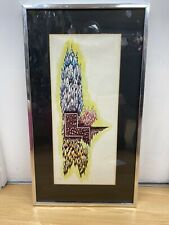 Val Doonican Limited Edition Signed Framed Print 25/500
