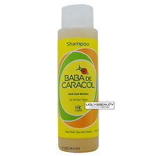 Baba De Caracol Earth Snail Moisture Shampoo 16 Oz / 450 ml for All Hair Types