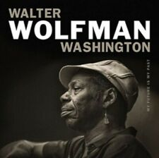Walter Wolfman Washington - My Future Is My Past NEW CD