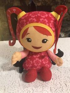 "Team Umizoomi Millie Plush Stuffed Plushie Doll Toys 9"" Soft for Kids"