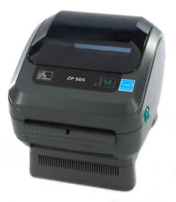 ZP505-0515-0110 - Zebra ZP505 Direct Thermal Label Printer USB Brand New