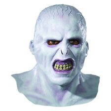 Voldemort Mask Harry Potter Mens Adult Size Latex Costume Accessory