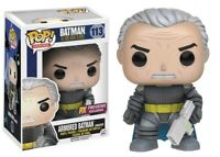 POP! Marvel Armored BATMAN Unmasked Previews Exclusive Variant PX New In Box