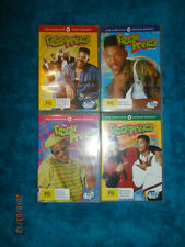Fresh Prince Of Bel Air Seasons 1 2 3 4 (DVD, 2006, 17 discs) Will Smith sitcom