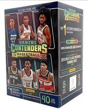 2019/20 Panini Contenders NBA Basketball cards Box BRAND NEW. ZION WILLIAMSON?