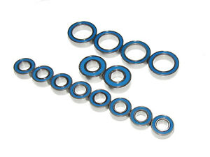 Team Associated T6.1 Stadium Truck ASC91653 Axle & Diff Sealed Roller Bearings