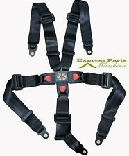 Universal 5 Point Seat Belt Shoulder Lap Harness Go Kart Dunebuggy hammerhead.