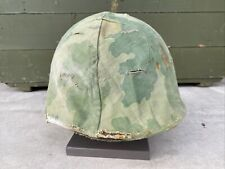 Vietnam War M1 helmet - see the pictures
