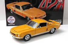 1:18 ACME 1968 Ford Mustang Shelby GT500 KR orange NEW bei PREMIUM-MODELCARS