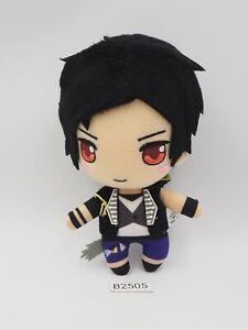 "B-Project B2505 Goshi Kaneshiro Furyu Strap 6"" Plush Stuffed Toy Doll Japan"