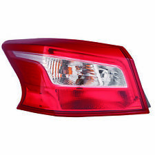 For 2016 2017 2018 NS Sentra Tail Light Left Driver Side 26555-3YU0A
