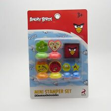 Angry Bird Rubber Stamp, Daiso