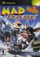 MAD DASH RACING GAME GAMES GIOCO XBOX USATO X BOX